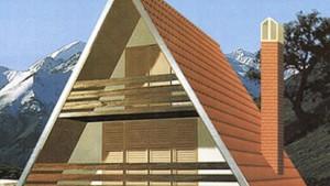 Steildächer / Berghäuser